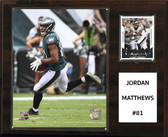 "NFL 12""x15"" Jordan Matthews Philadelphia Eagles Player Plaque"