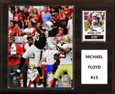 "NFL 12""x15"" Michael Floyd Arizona Cardinals Player Plaque"
