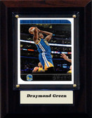 "NBA 4""x6"" Draymond Green Golden State Warriors Player Plaque"