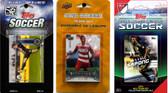 MLS Philadelphia Union 3 Different Licensed Trading Card Team Sets