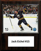 "NHL 12""x15"" Jack Eichel Buffalo Sabres Player Plaque"
