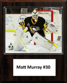 "NHL 12""x15"" Matt Murray Pittsburgh Penguins Player Plaque"