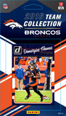 NFL Denver Broncos Licensed 2016 Donruss Team Set.