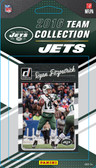 NFL New York Jets Licensed 2016 Donruss Team Set.