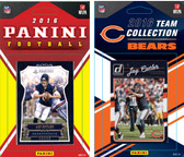 NFL Chicago Bears Licensed 2016 Panini and Donruss Team Set