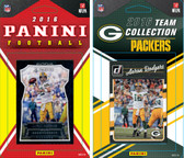 NFL Green Bay Packers Licensed 2016 Panini and Donruss Team Set