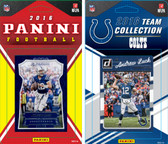 NFL Indianapolis Colts Licensed 2016 Panini and Donruss Team Set