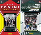 NFL New York Jets Licensed 2016 Panini and Donruss Team Set