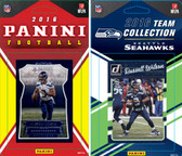 NFL Seattle Seahawks Licensed 2016 Panini and Donruss Team Set