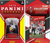NFL Tampa Bay Buccaneers Licensed 2016 Panini and Donruss Team Set