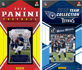 NFL Tennessee Titans Licensed 2016 Panini and Donruss Team Set