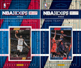 NBA Detroit Pistons Licensed 2016-17 Hoops Team Set Plus 2016-17 Hoops All-Star Set