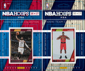 NBA Houston Rockets Licensed 2016-17 Hoops Team Set Plus 2016-17 Hoops All-Star Set