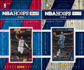 NBA Minnesota Timberwolves Licensed 2016-17 Hoops Team Set Plus 2016-17 Hoops All-Star Set