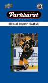 NHL Boston Bruins 2016 Parkhurst Team Set