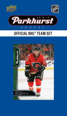 NHL Calgary Flames 2016 Parkhurst Team Set