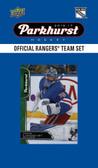 NHL New York Rangers 2016 Parkhurst Team Set