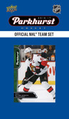 NHL Ottawa Senators 2016 Parkhurst Team Set
