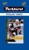 NHL Phoenix Coyotes 2016 Parkhurst Team Set