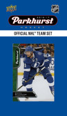 NHL Tampa Bay Lightning 2016 Parkhurst Team Set