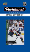 NHL Washington Capitals 2016 Parkhurst Team Set