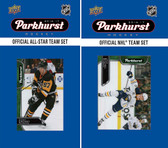 NHL Buffalo Sabres 2016 Parkhurst Team Set and All-Star Set