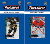 NHL Montreal Canadiens 2016 Parkhurst Team Set and All-Star Set