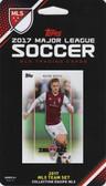MLS Colorado Rapids 2017 Topps Team Set