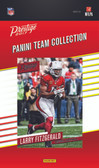 NFL Arizona Cardinals Licensed 2017 Prestige Team Set.