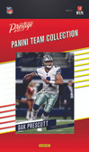 NFL Dallas Cowboys Licensed 2017 Prestige Team Set.