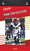 NFL Denver Broncos Licensed 2017 Prestige Team Set.