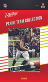 NFL Houston Texans Licensed 2017 Prestige Team Set.
