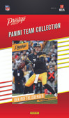 NFL Pittsburgh Steelers Licensed 2017 Prestige Team Set.