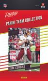 NFL Washington Redskins Licensed 2017 Prestige Team Set.