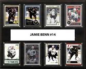 "NHL 12""x15"" Jamie Benn Minnesota Wild 8-Card Plaque"