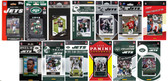 New York Jets13 Different Licensed Trading Card Team Sets