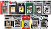 Oakland Raiders11 Different Licensed Trading Card Team Sets