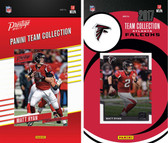 NFL Atlanta Falcons Licensed 2017 Panini and Donruss Team Set