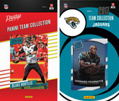 NFL Jacksonville Jaguars Licensed 2017 Panini and Donruss Team Set