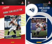 NFL Los Angeles Rams Licensed 2017 Panini and Donruss Team Set