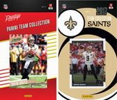 NFL New Orleans Saints Licensed 2017 Panini and Donruss Team Set