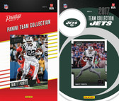 NFL New York Jets Licensed 2017 Panini and Donruss Team Set