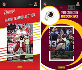 NFL Washington Redskins Licensed 2017 Panini and Donruss Team Set