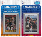 NBA Memphis Grizzlies Licensed 2017-18 Hoops Team Set Plus 2017-18 Hoops All-Star Set