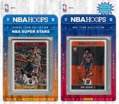 NBA Phoenix Suns Licensed 2017-18 Hoops Team Set Plus 2017-18 Hoops All-Star Set