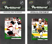 NHL New Jersey Devils 2017 Parkhurst Team Set and All-Star Set