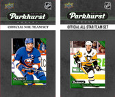 NHL New York Islanders 2017 Parkhurst Team Set and All-Star Set