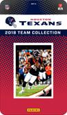 NFL Houston Texans Licensed 2018 Donruss Team Set.