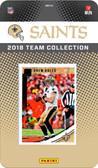 NFL New Orleans Saints Licensed 2018 Donruss Team Set.