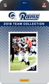 NFL Los Angeles Rams Licensed 2018 Donruss Team Set.